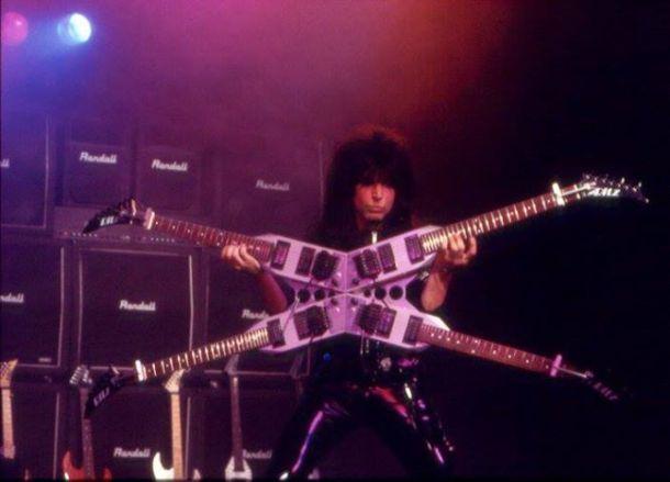 metal god
